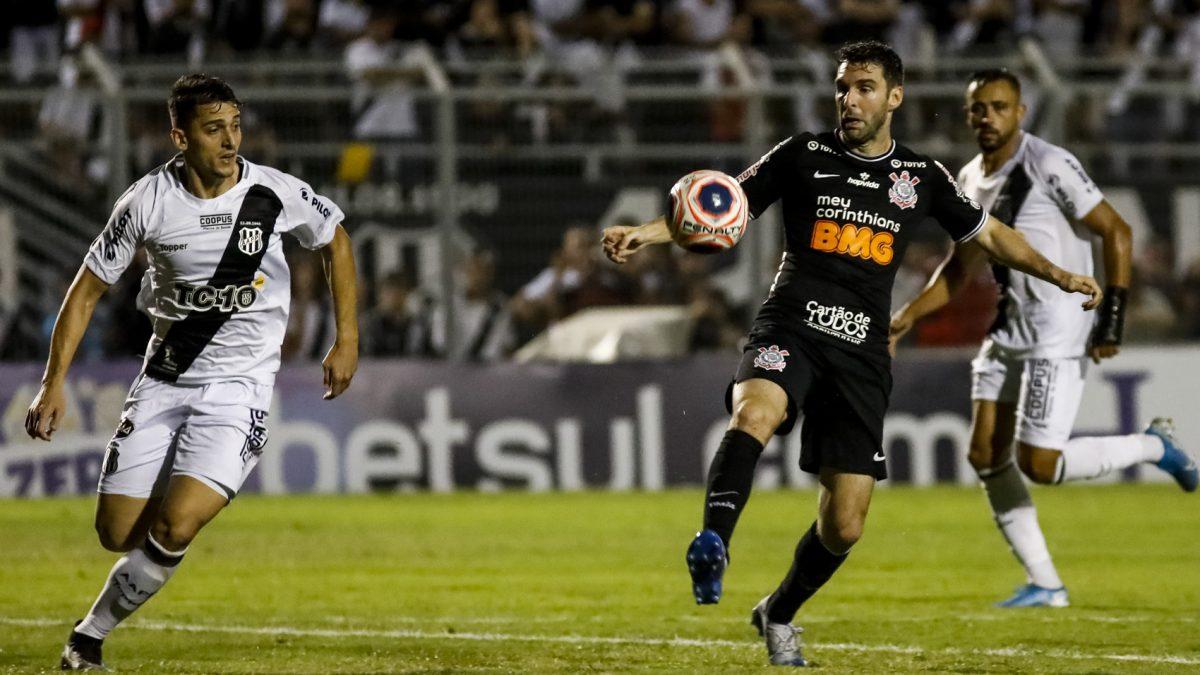 Deu ruim! Em Campinas, Corinthians é derrotado pela Ponte Preta no Paulistão