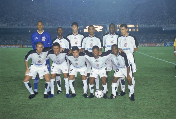 #Mundial20Anos – ídolos de 2000 participam de partida preliminar à estreia do Timão no Paulistão