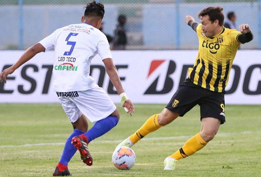 Guaraní (PAR) sai na frente na disputa que define o primeiro adversário do Timão na Libertadores
