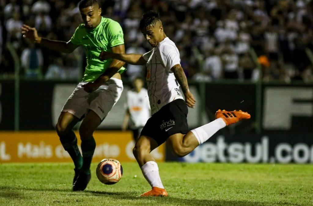 Corinthians supera Juventude e está nas oitavas da Copinha