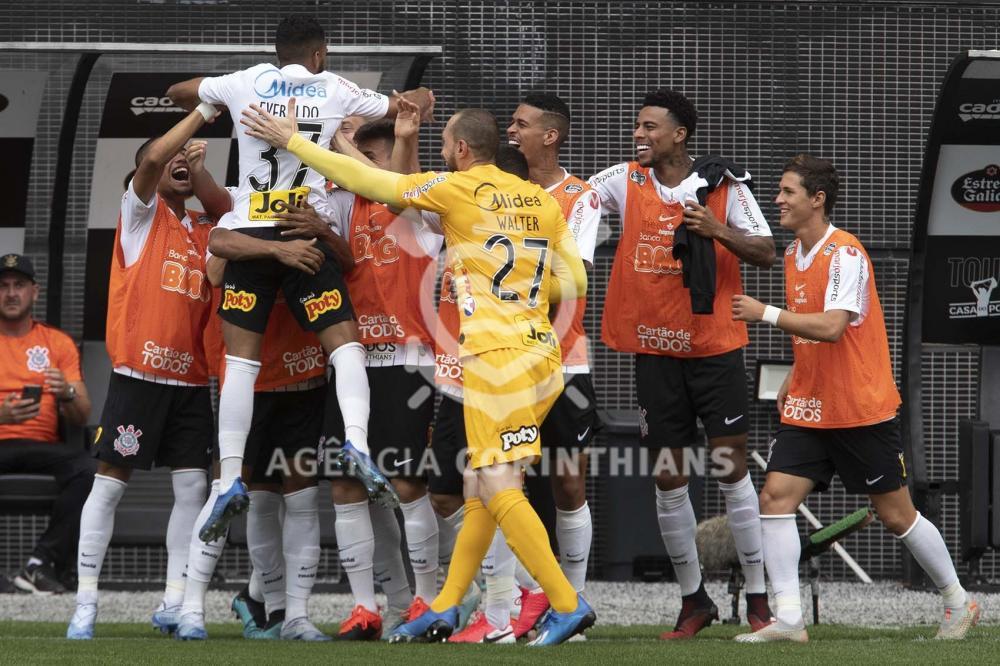 Corinthians 2×1 Santos – Campeonato Paulista 2020
