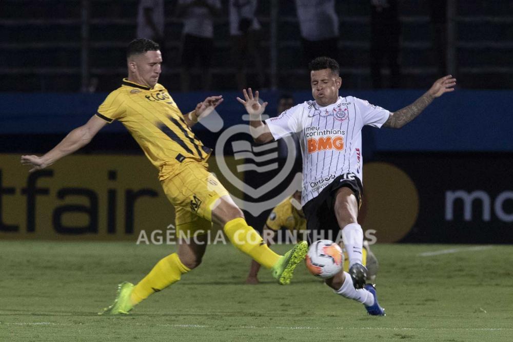 Guarani-PAR 1×0 Corinthians – Libertadores 2020