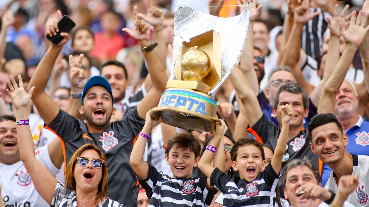 Timão já tem sua estreia definida no Brasileirão 2020