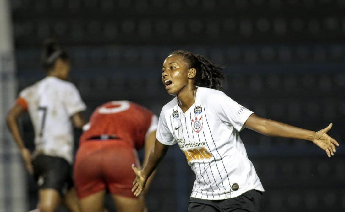 Com propriedade, Corinthians vence o Audax por 3 a 0 e segue 100% no Brasileiro