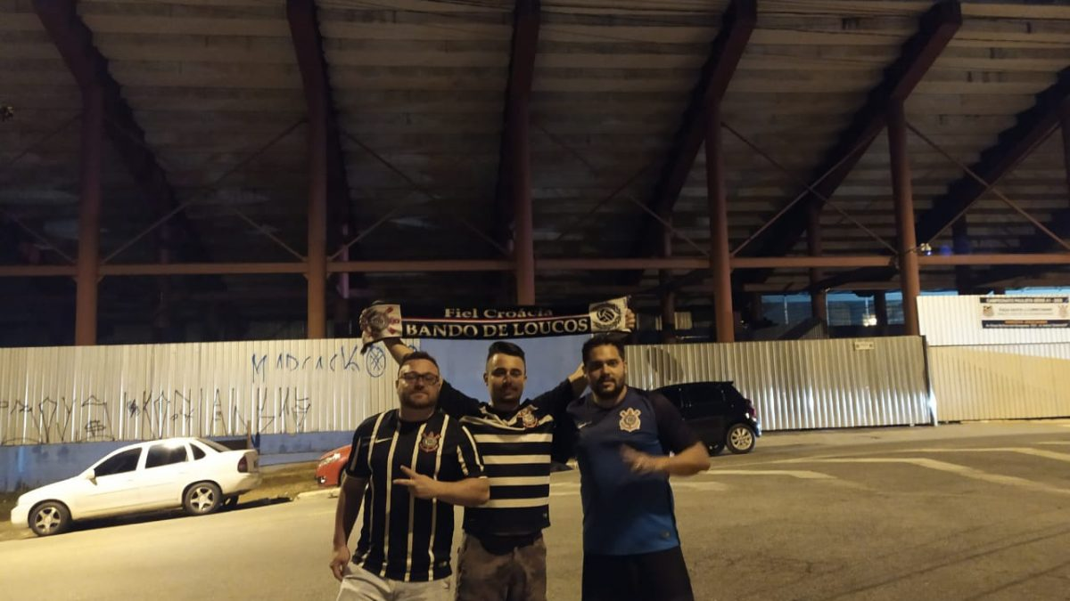 Diadema recebe pela primeira vez uma partida do Corinthians
