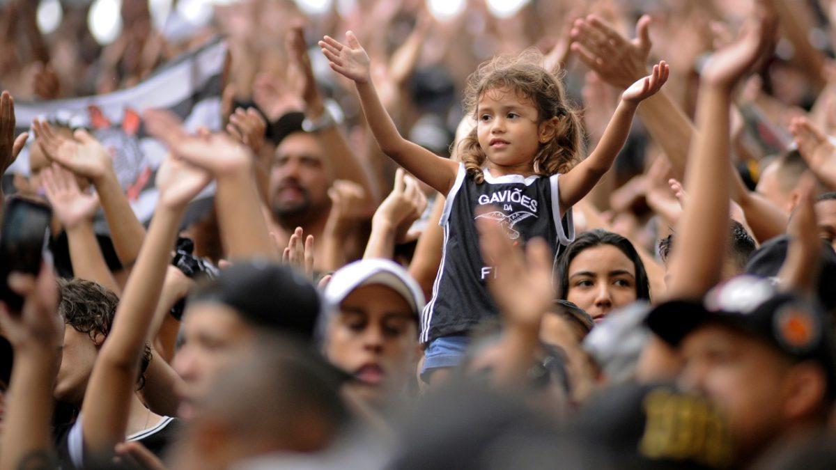 Corinthians x Guaraní-PAR – 28 mil ingressos vendidos