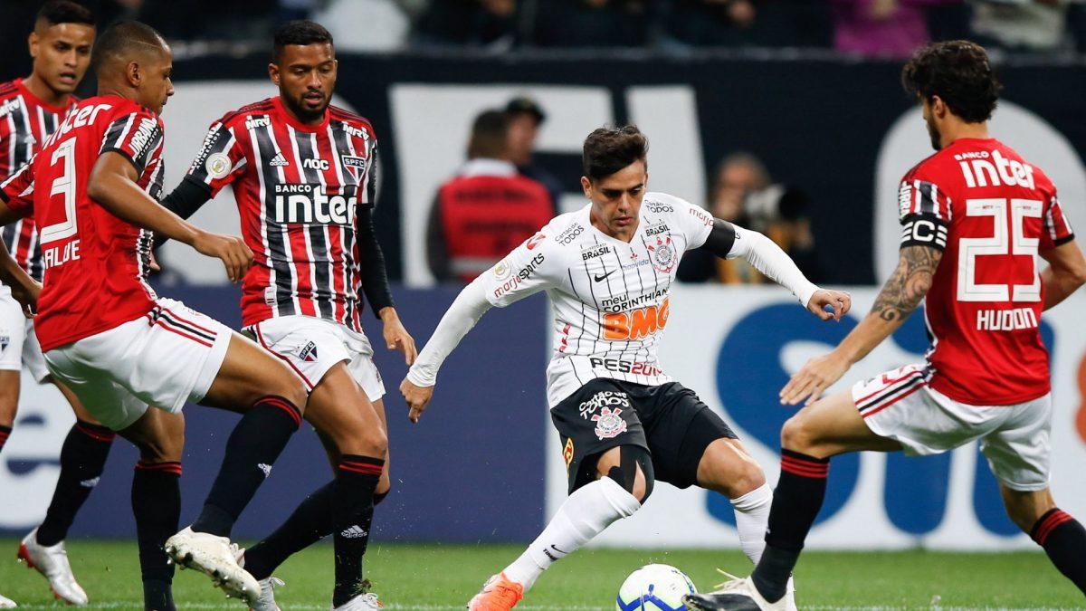 Corinthians chega ao Majestoso como o São Paulo chegou em 2019
