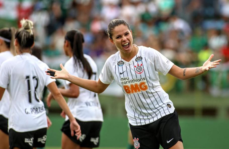 Time de recordes: Corinthians feminino é destaque na FIFA