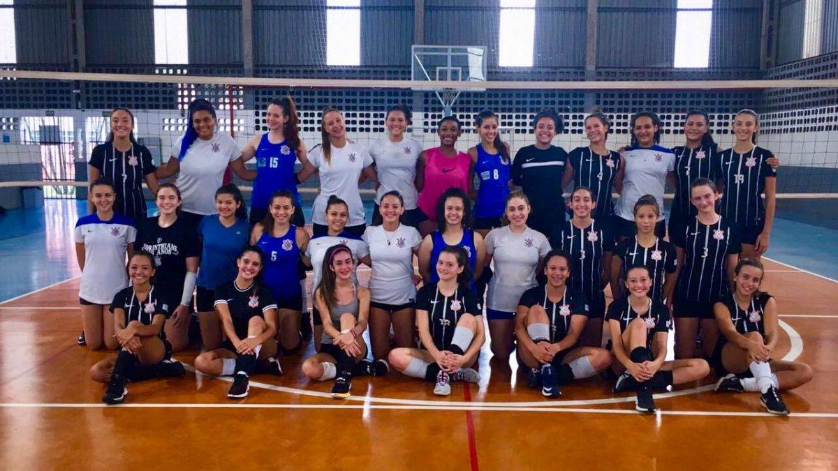 Corinthians Vôlei se reapresenta para a temporada de 2020