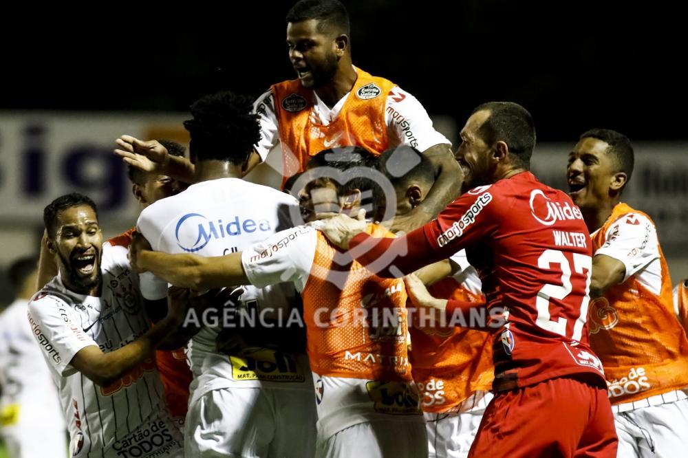 Corinthians 1×1 Novorizontino – Campeonato Paulista 2020