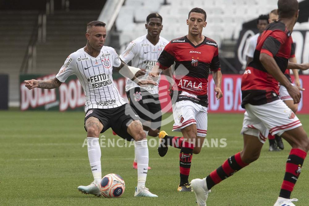 Corinthians 1×1 Ituano – Campeonato Paulista 2020