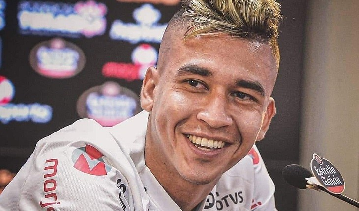 Corinthians pode perder Cantillo