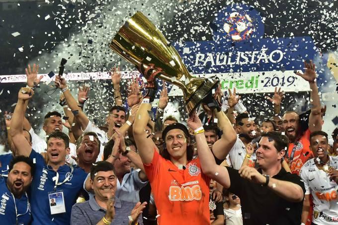 Título paulista pode tornar o Corinthians o maior campeão do século no Brasil